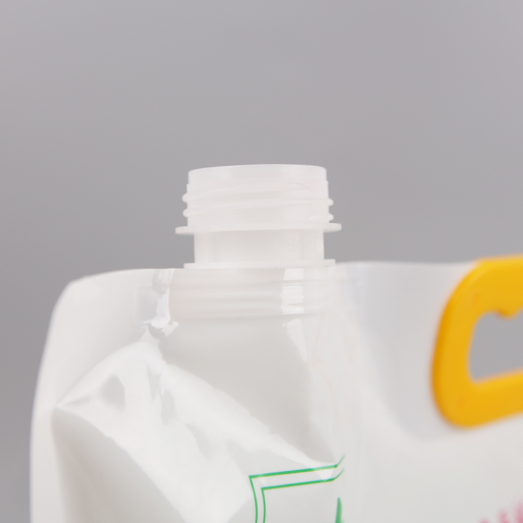rice packaging bags with spout