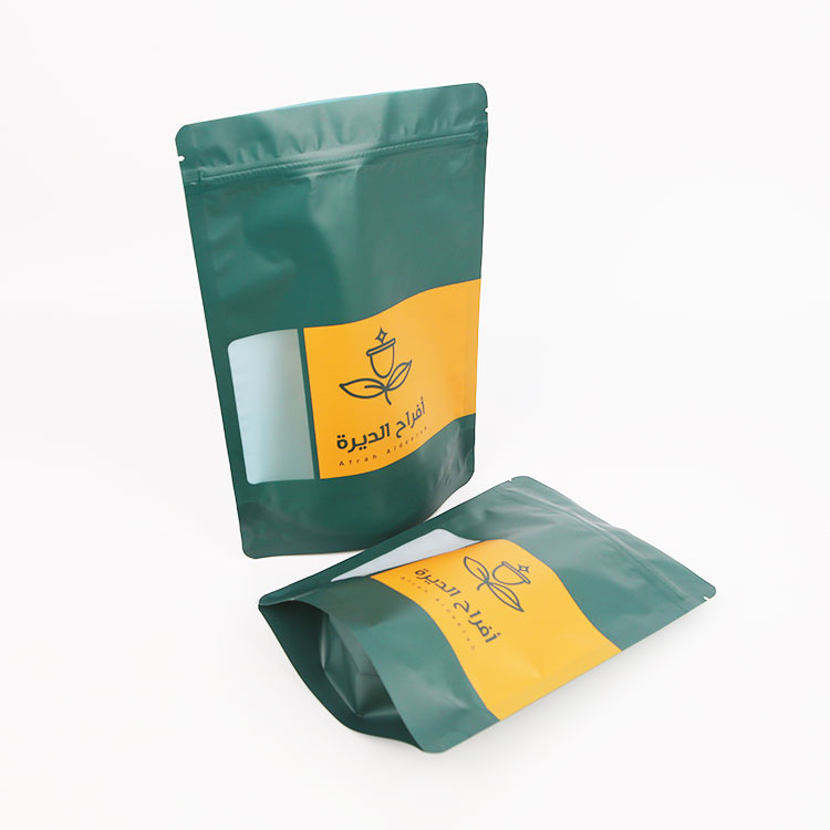 stand up pouch rice bags