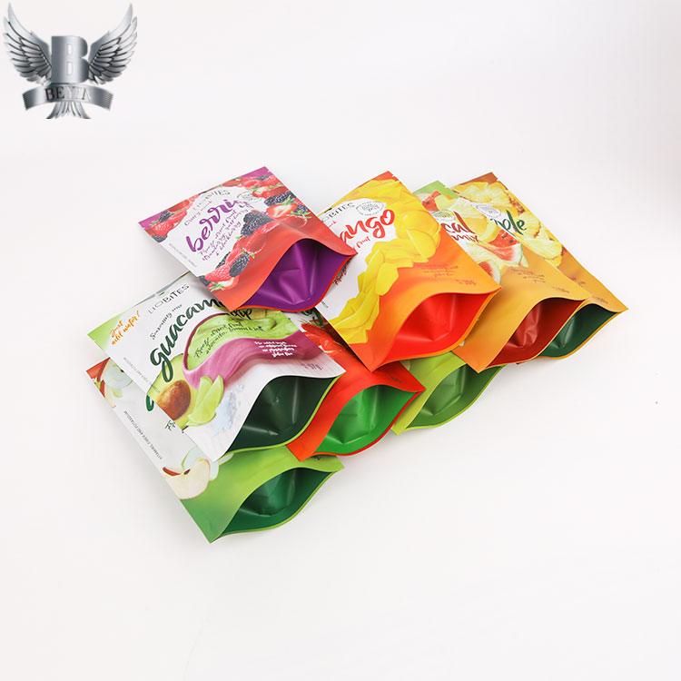 stand up pouches from Beyin packing