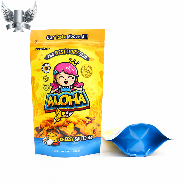 custom chip bags for parties