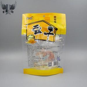Custom pasta packaging bags pasta bags manufacturer frozen pasta bags