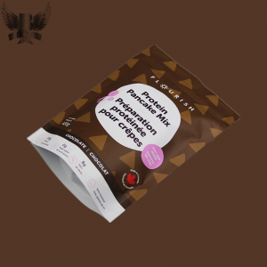 stand up chocolate packaging bags