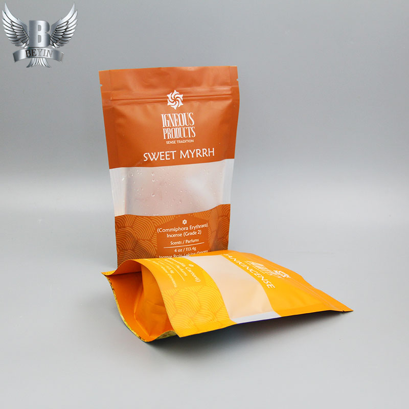 spice stand up pouch