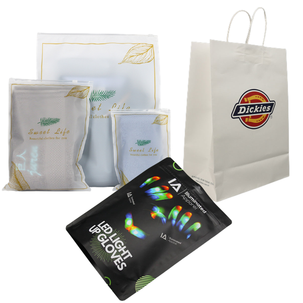 clothing packaging bags