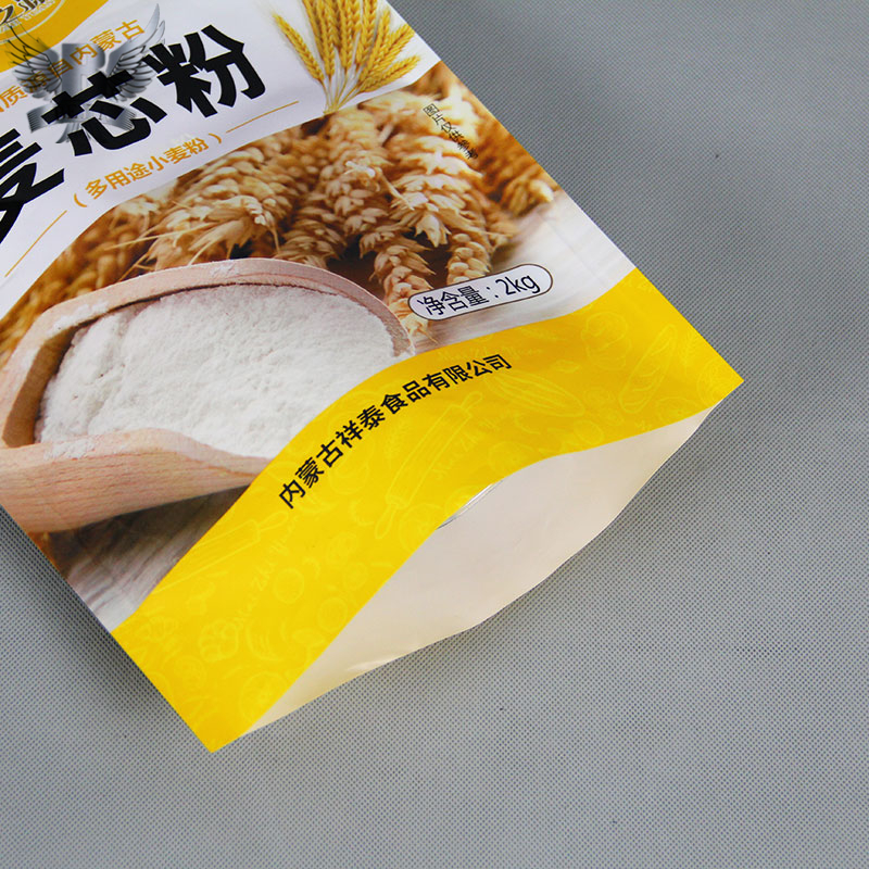 flat bags flour bags