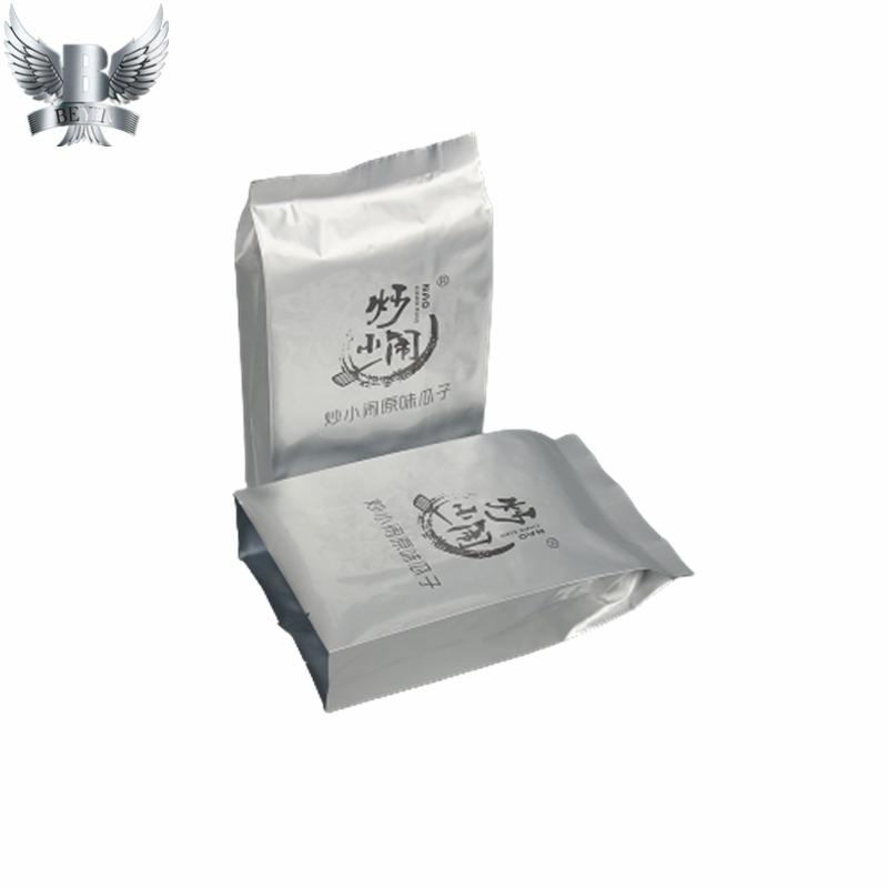 Aluminum fin seal bags
